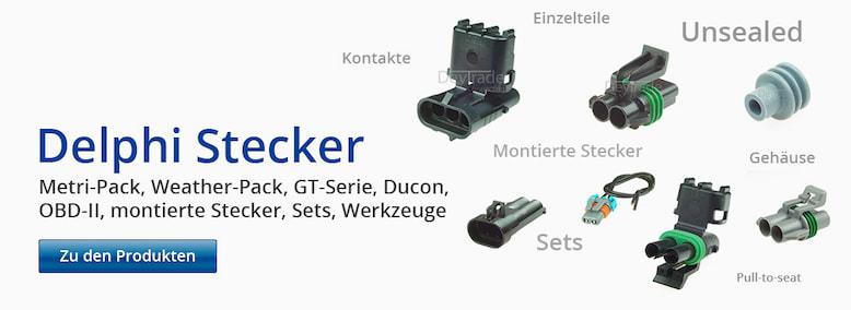 Delphi Stecker