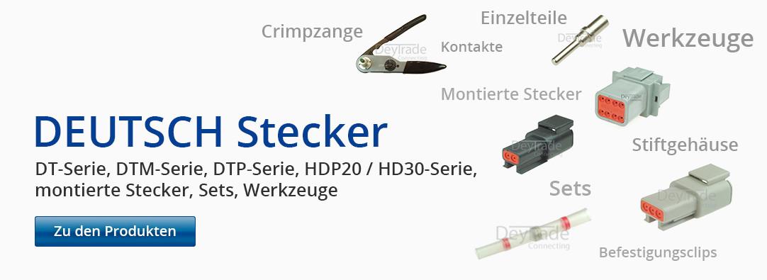 KfZ-Stecker - KfZ Steckverbinder - DeyTrade