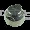 FEP 1011000 - 7-Way 12 V Anhaengersteckdose Metallausfuehrung mit Schutzkappe und FEP Logo