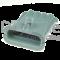 Delphi 12129600 - 4 poliges Delphi Metri-Pack 280 Steckergehaeuse gedichtet dunkelgrau