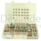 Sortiment aus gedichteten Deutsch DTM Fahrzeugsteckverbindern mit 0.20 - 0.50 mm2 Rock Solid Kontakten