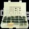 Sortiment aus gedichteten Fahrzeugsteckverbinder 1.5 mm für VW-Anwendungen mit 0.5 - 1.0 mm2 Kontakten und Entriegelungswerkzeug