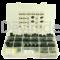 Sortiment aus gedichteten Fahrzeugsteckverbinder 1.5 mm für VW-Anwendungen mit 0.5 - 1.0 mm2 Kontakten