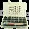 Sortiment aus gedichteten Fahrzeugsteckverbinder 2.8 mm für VW-Anwendungen mit 1 mm2 Reparaturleitungen und Entriegelungswerkzeug