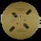 FCI 10762803 - Weiblicher ungedichteter verzinnter Buchsenkontakt APEX 2.8 , Kabelquerschnitt 1.50 - 2.50 mm2 (Spule zu 2700 Stueck)