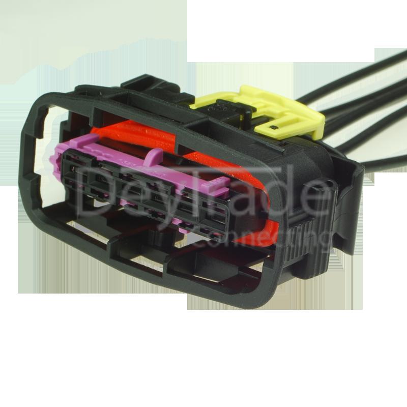 Bosch Kompaktstecker mit Kabeln