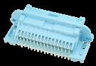 12110323 - 32 poliges blaues ungedichtetes Micro-Pack 100 Stiftgehaeuse