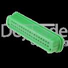 Delphi 12110489 - gruene Blockdichtung